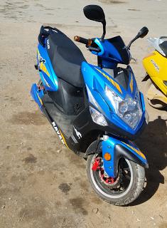 nuevo moto